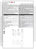 Mccall Pattern V8657 Ee (14-16--Vogue Pattern