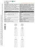 Vogue Patterns Misses Pants-V7881