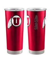 University of Utah Utes 20 oz Insulated Stainless Steel Tumbler, , hi-res