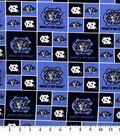 University of North Carolina Tar Heels Cotton Fabric 43\u0027\u0027-Block