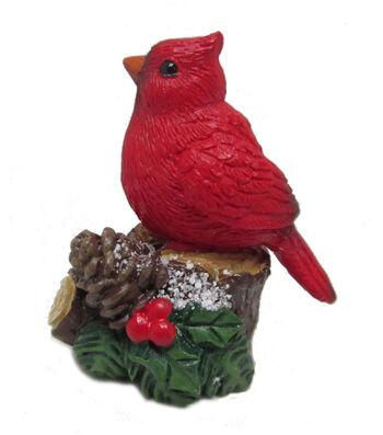 Maker's Holiday Christmas Littles Cardinal