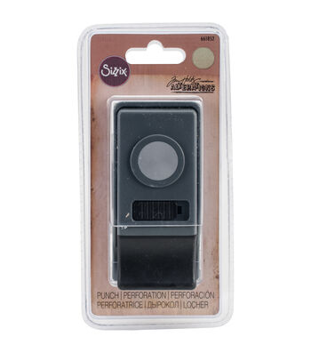 Sizzix® Tim Holtz® 0.75'' Paper Punch-Circle