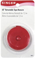 Singer Spring Fiberglass Tape Measure-60\u0022