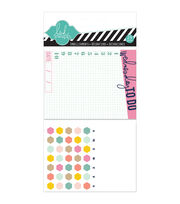 "Hello Today Pocket Cards 24/Pkg-3""X4"" Titles&Days Of The Week, , hi-res"