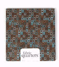 Fabric-Quarters Cotton Fabric-Assorted Brown