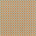 P/K Lifestyles Print Fabric 54\u0022-Strobe/Terracotta