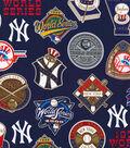 New York Yankees Cotton Fabric 44\u0022-Champion Legacy
