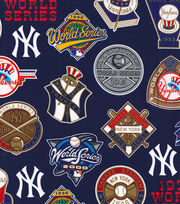 "New York Yankees Cotton Fabric 44""-Champion Legacy, , hi-res"