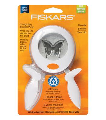 Fiskars Squeeze Punch, XL - Fly Away