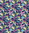 Modern Cotton Fabric 43\u0027\u0027-Bright Lines