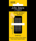 Easy Glide Quilting Needles-Size 12