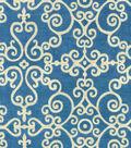 P/K Lifestyles Upholstery Fabric 54\u0022-Tendril/Porcelain