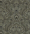 Home Decor 8\u0022x8\u0022 Fabric Swatch-Solid Fabric Robert Allen Edwardian China Blue