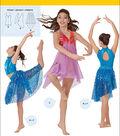 Simplicity Patterns Us1077Aa-Simplicity Girls\u0027 / Misses\u0027 Knit Dancewear-S-M-L
