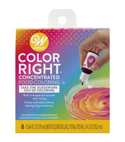 Wilton Color Right Perfect Color System-8/pkg, , hi-res