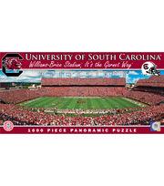 University of South Carolina Master Pieces  Panoramic Puzzle, , hi-res