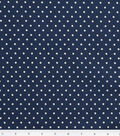 Stonehill Collection Cotton Fabric-Alfresco Dot Blue