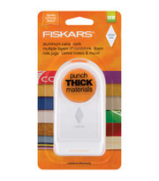 Fiskars® Thick Material 1'' Punch-Diamond, , hi-res