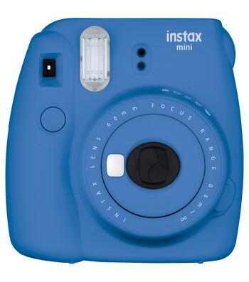 Fujifilm Instax Mini 8 Instant Camera, Blue