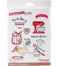 CottageCutz Stamp & Die Set-Baking In The Kitchen