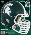 Michigan State University Spartans Fat Head Wall Decal-Helmet