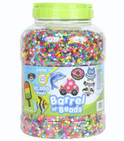 Perler® 32000-Pieces Barrel Beads, , hi-res