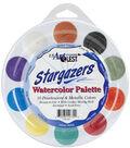 Jewelz Watercolor Palette-Stargazers