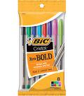 BIC Cristal Xtra Bold Pens-Fashion Assorted Barrels