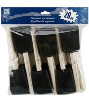 "Loew-Cornell Foam Brushes 2"", , hi-res"