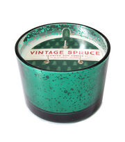 Maker's Holiday Christmas 3-wick Scented Mercury Candle-Vintage Spruce, , hi-res