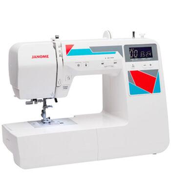 Janome Mod-100Q Computerized Sewing Machine