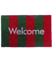 Maker's Holiday Coir Welcome Mat, , hi-res