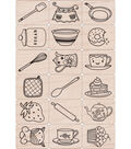 Hero Arts Ink \u0027n Stamp Tub-Cook It