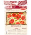 RIOLIS Cushion Counted Cross Stitch Kit 23.5\u0022X15.75\u0022-Oriental Motifs