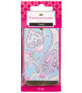 Buttercream™ Olivia Collection Trendy Foil Tags