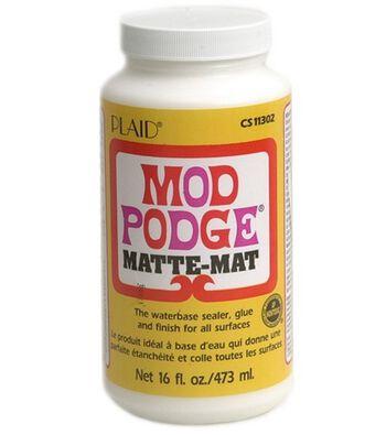 Plaid Modge Podge-16 oz./Matte
