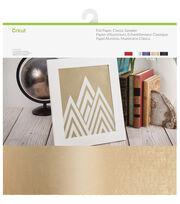 Cricut® 10 Pack 12''x12'' Foil Paper Samplers-Classic, , hi-res