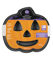 Wilton Jack-O-Lantern Shaped Cake Pan, , hi-res