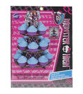 Wilton® Treat Stand-Monster High 12\u0022X16.5\u0022 Holds 24