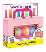 Creativity For Kids Wonderful Washi Tape Kit, , hi-res