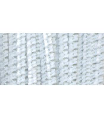 "Darice 12"" 3mm Chenille Stems-100PK/White"