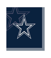 Dallas Cowboys Luncheon Napkins, , hi-res