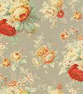 Waverly Upholstery Fabric 54\u0022-Sanctuary Rose Clay