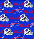 Buffalo Bills Cotton Fabric 58\u0027\u0027-Blue