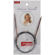 Deborah Norville Fixed Circular Needles 40'' Size 4/3.5mm, , hi-res