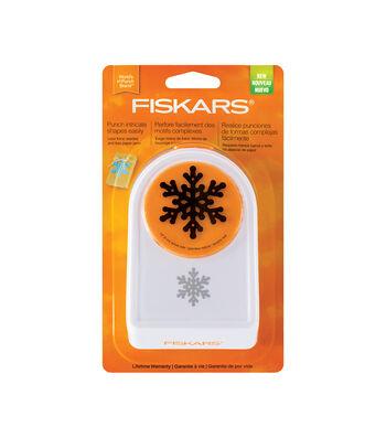 Fiskars® Intricate Shape Punch-Snowflake