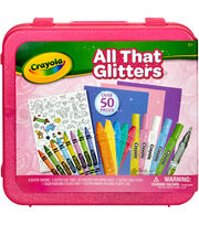 Crayola® All That Glitters Inspiration Art Case, , hi-res