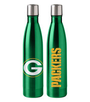 Green Bay Packers 18 oz Insulated Stainless Steel Water Bottle, , hi-res