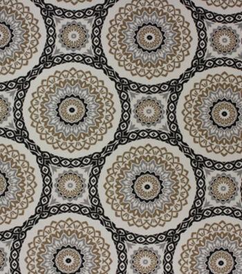 "Richloom Studio Print Fabric 54""-Orsino Stone"