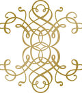 Couture Creations Anna Griffin Hotfoil Plate-Curling Motif